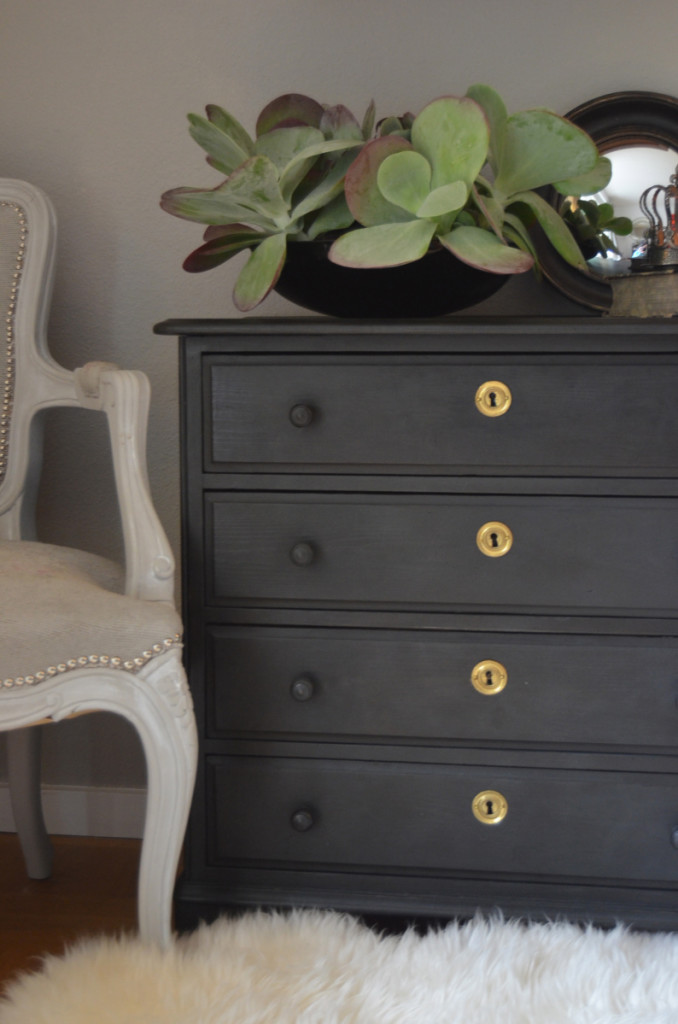 Beautiful chalk painted furniture -My inspiration piece